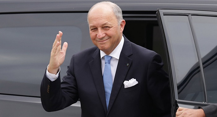 Hollande appoints new Foreign Minister as Laurent Fabius dteps down