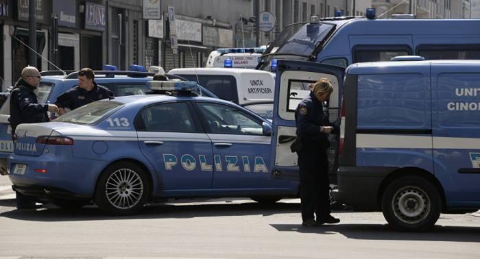İtaliyada partlayış, 4 nəfər yaralanıb