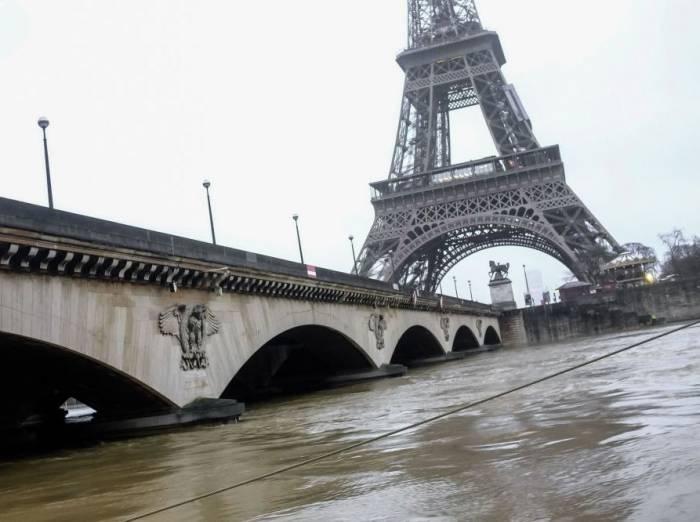 Crue en région parisienne - PHOTOS