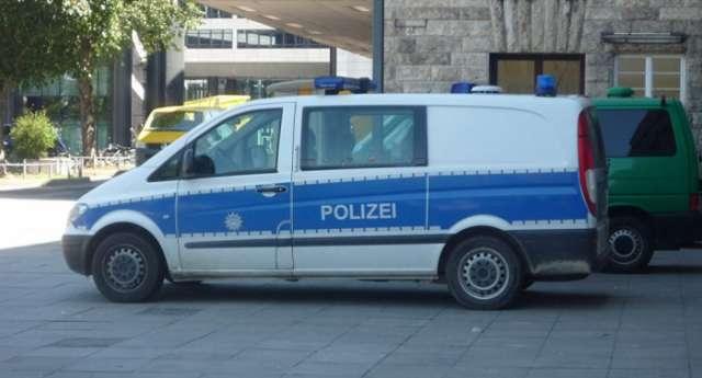 Two men suspected of plotting terror act detained in Germany's Stuttgart airport