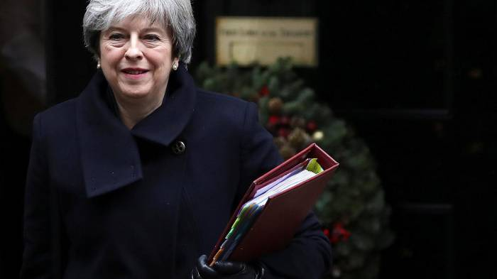 Brexit : Theresa May perd un vote crucial