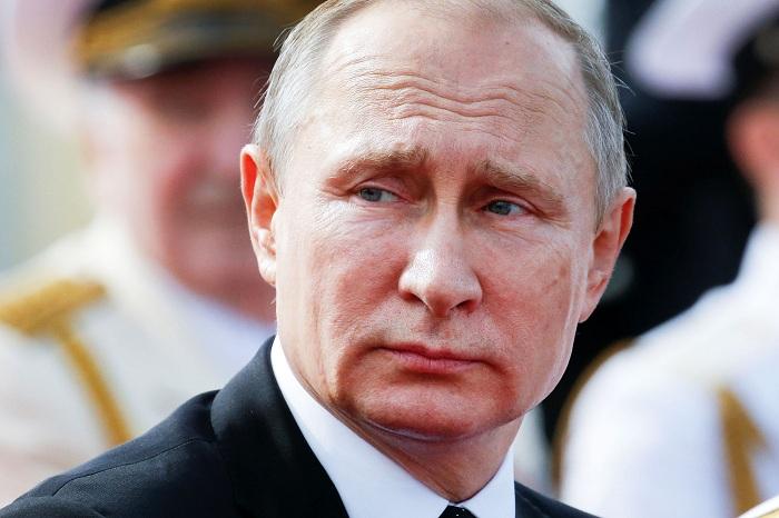 Putin tapşırıq verdi - Qəzaya görə komissiya yaradılır