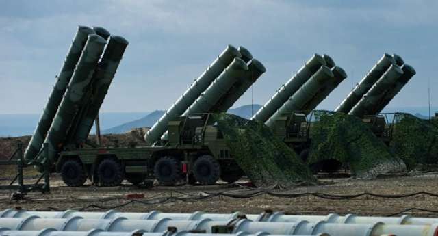 S-400 Deployment in Crimea aiming to ensure Russia's security - Kremlin