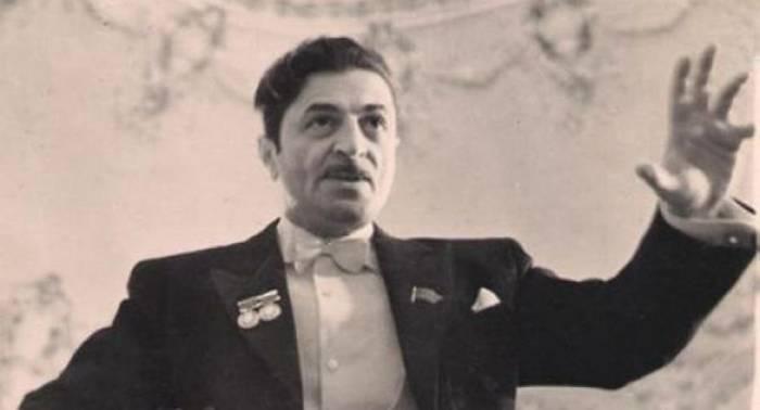 Bu gün maestro Niyazinin ad günüdür