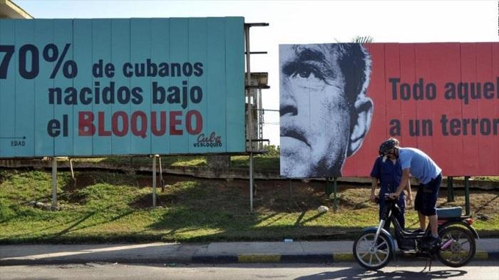 Cuba remarca efectos que tiene bloqueo de EEUU a su propio pueblo