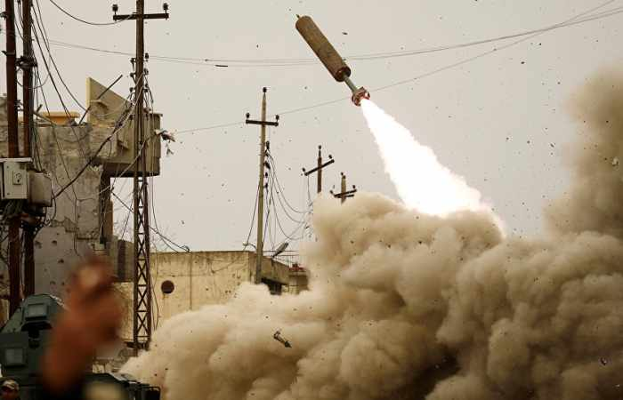 Iraqi airstrike kills 6 senior Daesh figures in Mosul