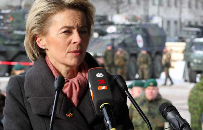 German Defense Minister refutes Trump's claim about Germany's debts to NATO