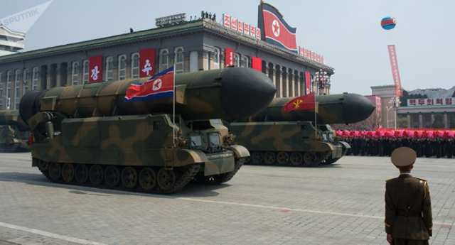N.Korea supports ban on nuclear weapons, but to abandon them after US only