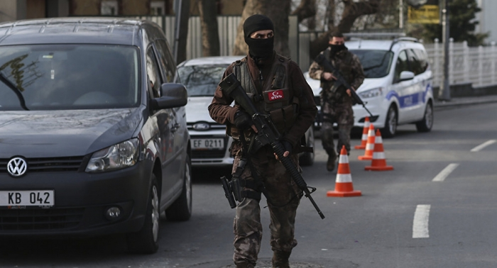 Turkish Forces kill 2 PKK militants plotting bomb attack in country's East
