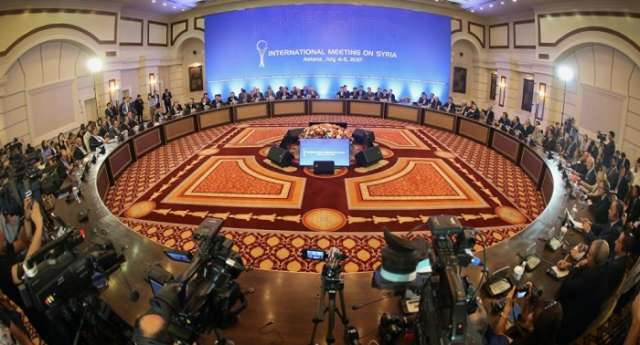 Astana plans to host 7th round of Syria peace talks in October