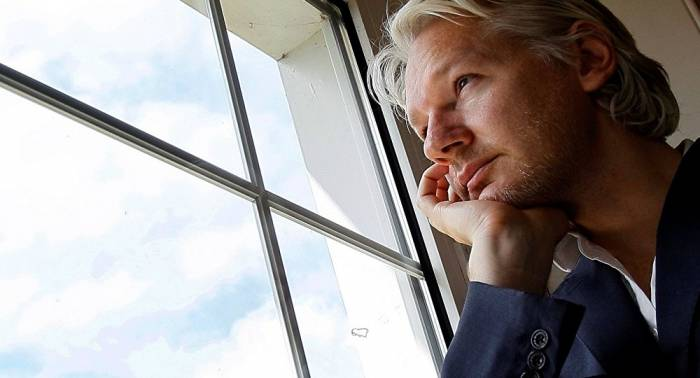 "Assange califica a Rusia de ""un trol constante"" de EEUU"
