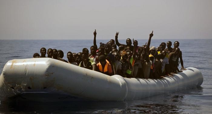 At least 50 migrants killed in boat crash near Libya