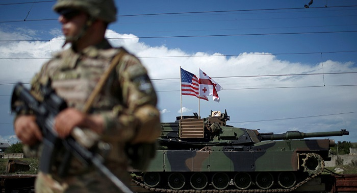 Georgia y EEUU elevarán el nivel de la cooperación militar