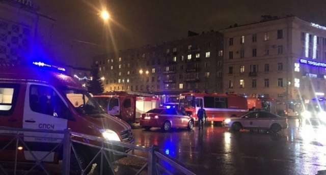 Bomb in St. Petersburg supermarket that injured 10 was attempted murder, police say