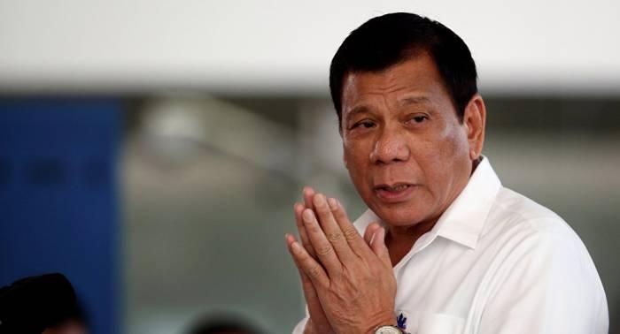 ¿Qué persigue el presidente de Filipinas al viajar a Rusia?
