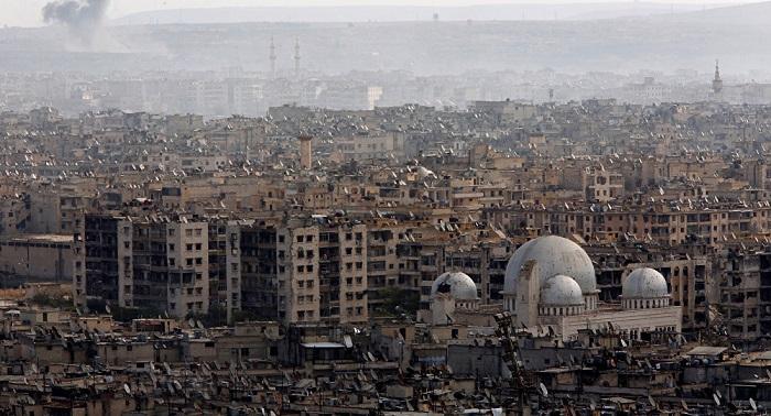 Siria agradece a Rusia y China el veto a la resolución sobre Alepo en la ONU