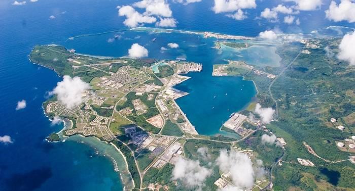 El gobernador de Guam cuenta con la protección de EEUU
