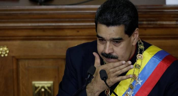 """Presidente de Venezuela propone hasta 25 años de cárcel por """"campañas de odio"""""""