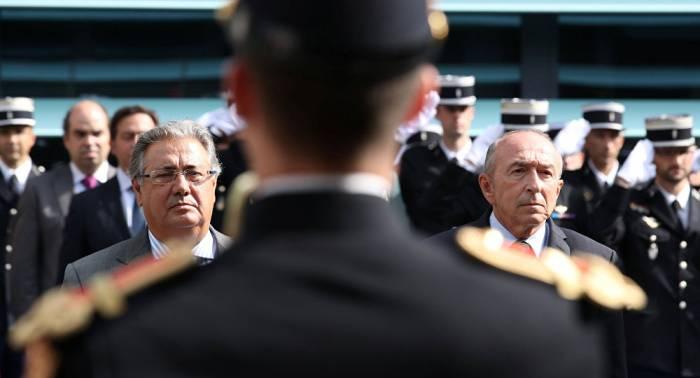 España y Francia acuerdan un refuerzo de la cooperación en materia de seguridad
