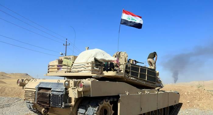 Todos los yacimientos petroleros de Kirkuk están bajo control de las autoridades de Irak