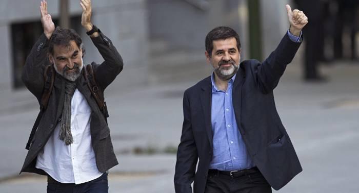 Se cumplen 100 días del encarcelamiento de líderes independentistas