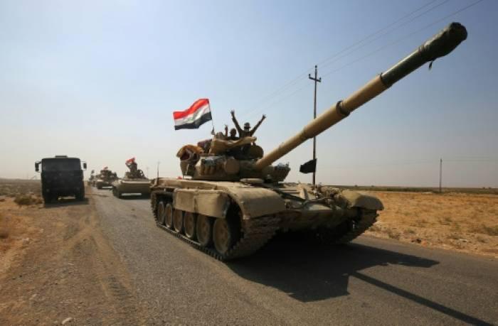 Les forces irakiennes disent contrôler des routes et d'infrastructures près de Kirkouk