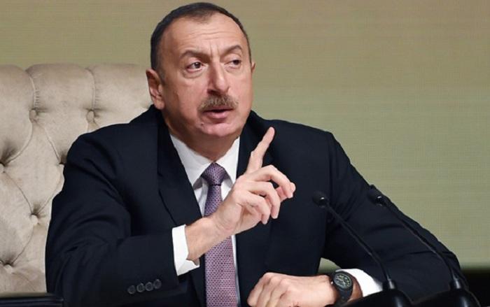"""İlham Əliyev: """"Ordumuz istənilən tapşırığı yerinə yetirməyə hazırdır"""""""