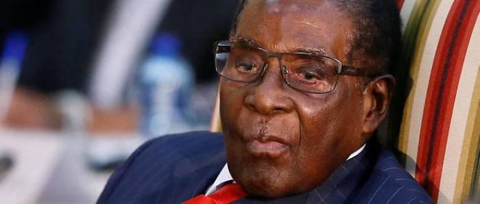 Zimbabwe: limogé, le vice-président revient