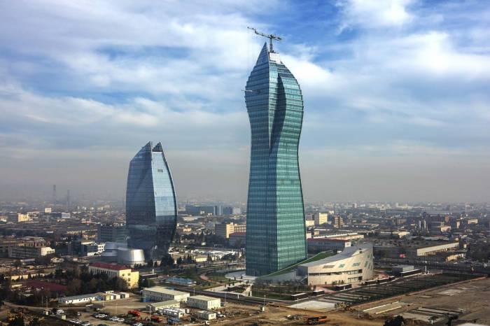 SOCAR-ın yeni binası 414 milyon dollara tikilib
