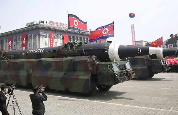 Nordkorea beschreibt Erstschlag-Folgen