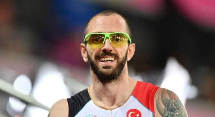 """L'athlète Ramil Guliyev élu """"sportif du mois"""" en Europe"""
