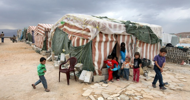 Medical treatment denied to Syrian refugees