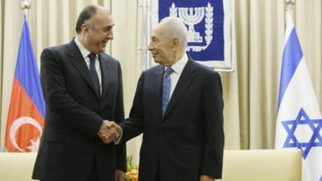 Israel, Azerbaijan allies in Iran crisis