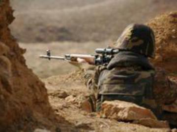 Armenians violate ceasefire regime