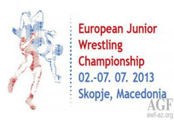 Azerbaijani wrestling team comes first in European youth championship
