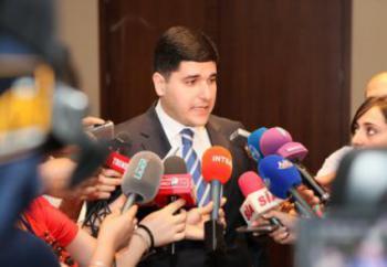 `Armenia has no atmosphere of tolerance`