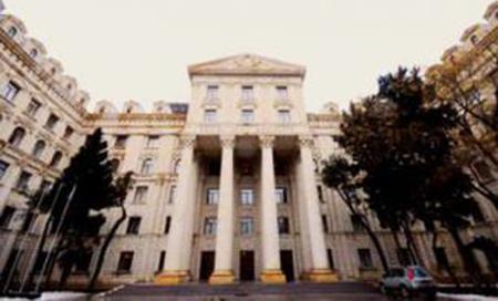 Azerbaijan dissatisfied with activities of OSCE Minsk Group - MFA