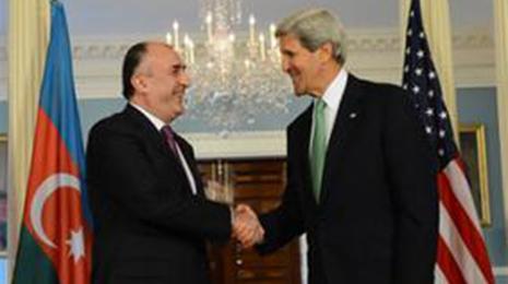 Kerry, Go fix Karabakh!