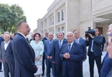 Theatre arts in Azerbaijan has a very long history