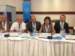 Azerbaijani delegation attends 4th TURKSOY meeting