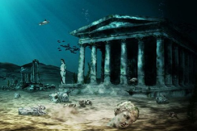 real underwater world. Contemporary World 10 Lost Underwater Cities Of The Ancient World  PHOTOS On Real