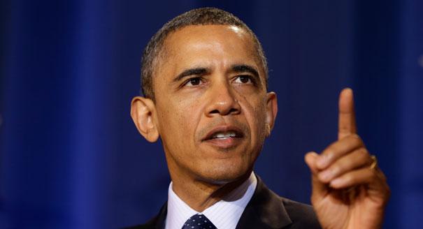 Obama: İran Suriyadan dərs götürməlidir