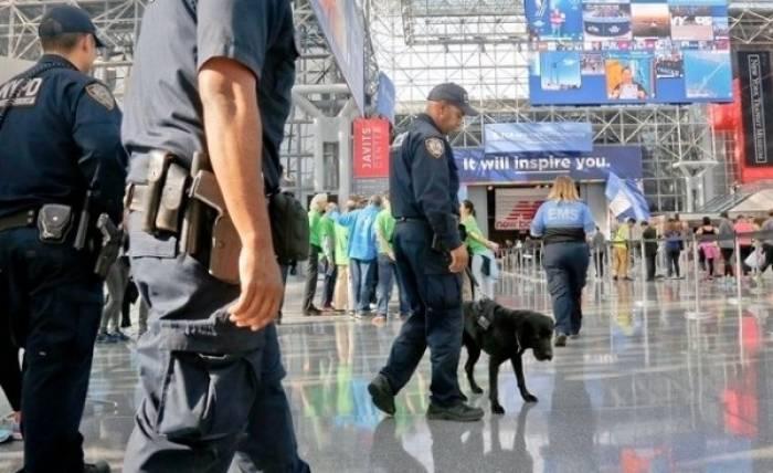 Marathon sous haute sécurité après l'attentat