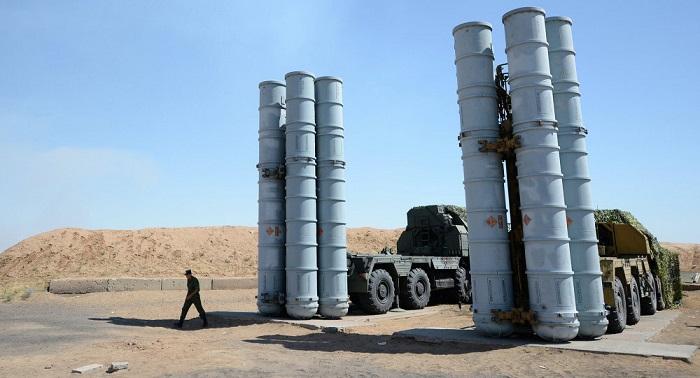 Rusia confirma el envío a Irán del primer lote de sistemas S-300