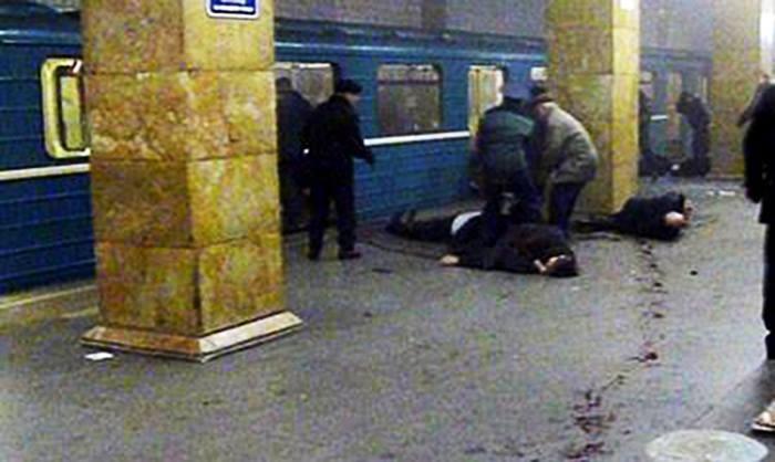Armenian Terrorists in Moscow - VIDEO, PHOTOS
