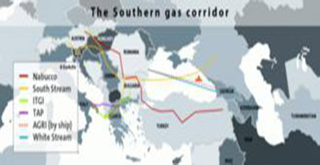 Azerbaijan offers Iraq access to Europe gas pipelines