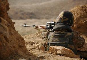 Armenians violate ceasefire