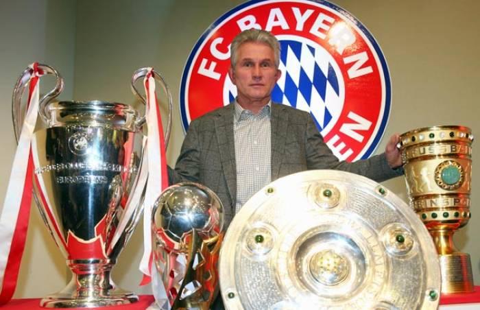 Jupp Heynckes wird Bayern-Trainer bis zum Saisonende!