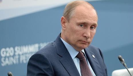 """Putin: """"Ukraynada Rusiya hərbçiləri yoxdur"""""""