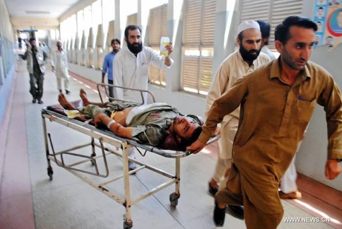Pakistanda növbəti partlayış: 6 ölü